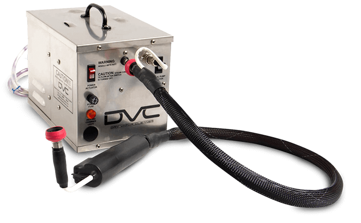 DVC-171 Dry vapor cleaning system